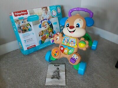 Fisher Price Laugh & Learn Baby Puppy Walker.
