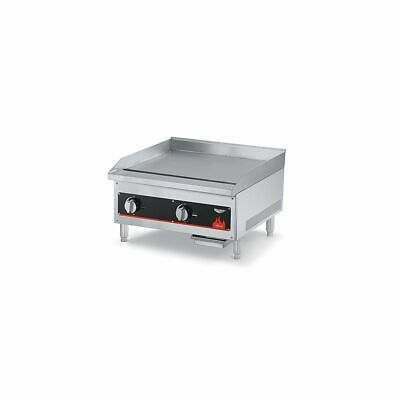 "Vollrath 40718 Natural Gas 12 x 27 x 17.5"" Countertop Griddle"