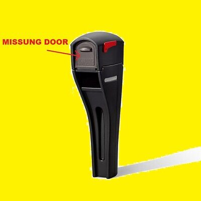 OverPost Mounted Mailbox Reflector Strip Weather-Resistant Plastic Non-Locking