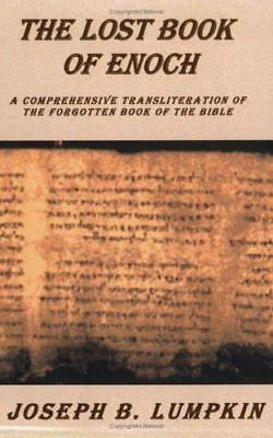 The Lost Book of Enoch : A Comprehensive Transliteration of the Forgotten...