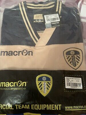 Leeds United  Body Fit Football Shirt Adult  XL BNWT Brand New Never Worn + Tag