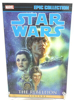 Star Wars Epic Collection The Rebellion Vol 2 Marvel Comics New TPB Paperback