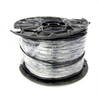 Southwire 22955901 500 Ft. THHN 14 AWG Black Stranded Building Wire