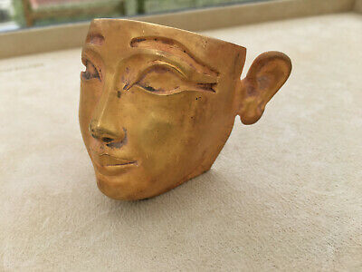 Ancient Egyptian Death Mask, Twenty-first Dynasty