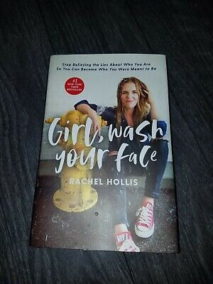 Girl, Wash Your Face: Stop Believing the Lies About Who You Are ( Hardcover_New)