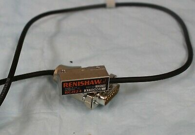 Renishaw RGH24Y15A00A Optical Linear Encoder Read Head 0.1µm 1.5m Cable