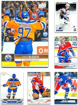 2019-20 UD 30 Years Of Upper Deck **** PICK YOUR CARD **** From The LIST