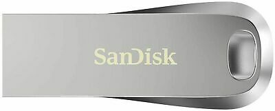 Sandisk USB 3.1 64 GB Ultra Luxe USB3.1 150MB/s Read USB Flash Drive New ct