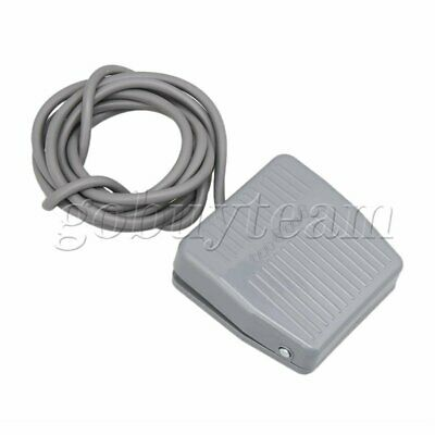 Plastic Foot Operated Switch Foot Pedal Control Switch Momentary AC 250V
