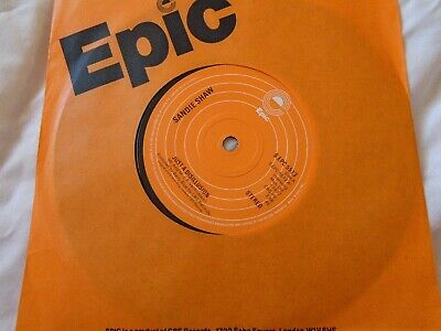 SANDIE SHAW - JUST A DISILLUSION (Stereo 45)