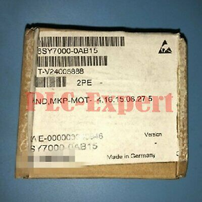 1PC New Siemens 6SY7000-0AB15 One year warranty 6SY70000AB15 Fast Delivery