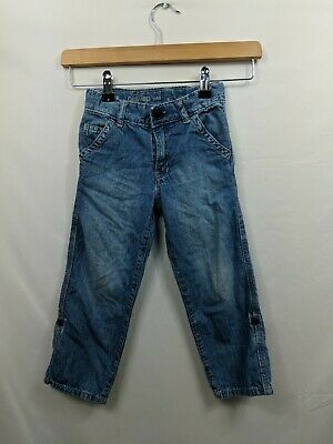 Baby Gap Light Blue Faded Boys Jeans Trousers Size Age 4 #WPA6
