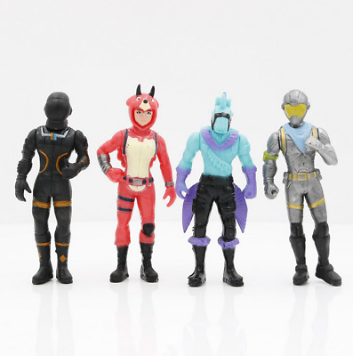 Fortnight Fortnite 12pc PVC Action Figure  Pack Game Collection Toy Doll Playset