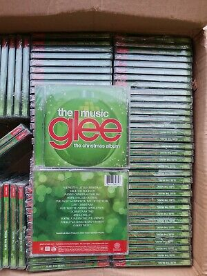 Glee - The Christmas Album (Job Lot Wholesale x50) CDs Damaged Cases