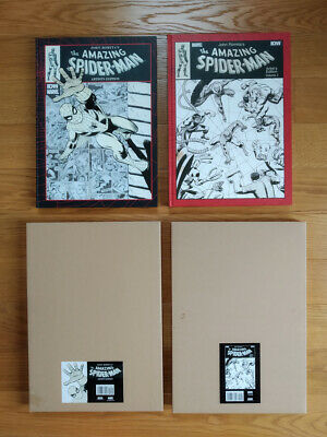 John Romita The Amazing Spider Man Artist Edition Vols 1-2 Mint Idw