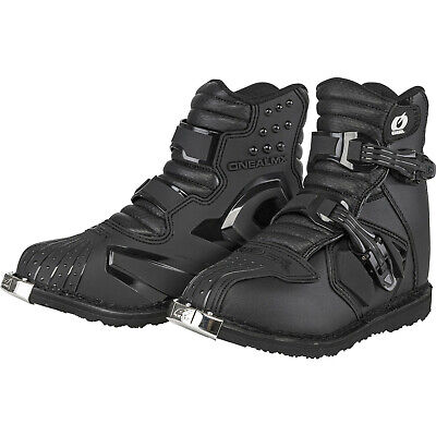 Oneal Shorty Pitbike ATV Motocross Boots - UK Size 9 Euro 43