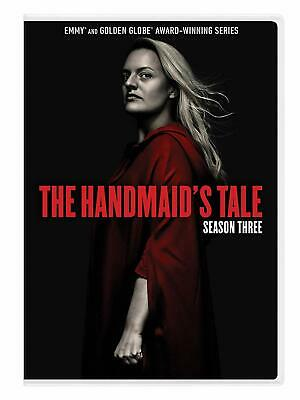 The Handmaid's Tale - Season 3 [DVD] (2019) Box Set | New & Sealed UK Compatible