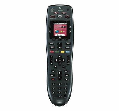 Logitech Harmony 700 Rechargeable 8 Device Universal Remote Control Black