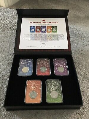 The Pantomime 50p Capsule Edition Set