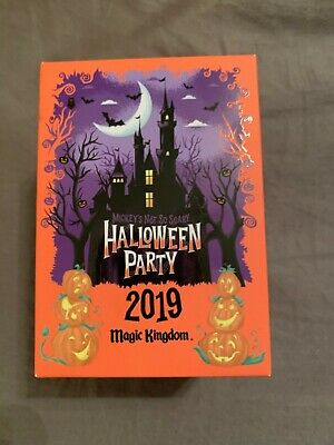 Disney WDW Mickey's not so scary Halloween party 2019 Magicband LE 3000