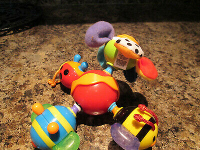 Baby's Rattle From Nuby