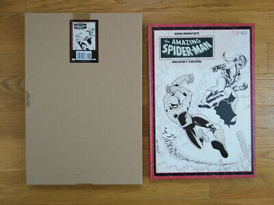 John Romita The Amazing Spider Man Artifact Edition Mint Idw
