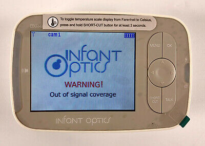Infant Optics DXR-8 Replacement Wireless Monitor ONLY
