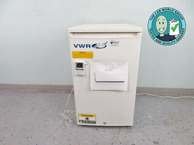 WR Undercounter Lab Refrigerator SCUCFS-0404 with Warranty SEE VIDEO
