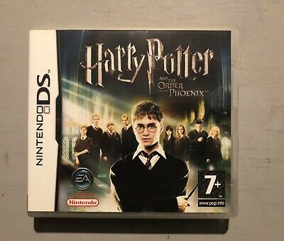 Harry Potter And The Order Of The Phoenix DS