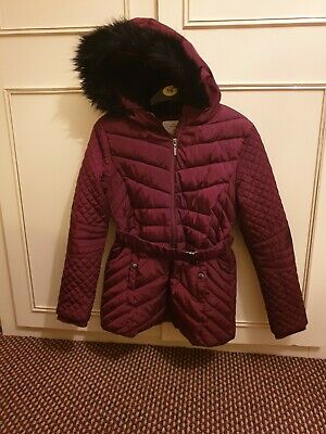 Girls Primark Winter Coat Age 12-13 Years