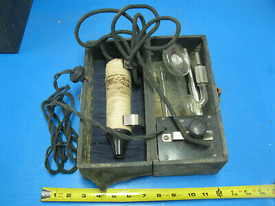 Antique Victorian Medical Device  Electric Shock Quack