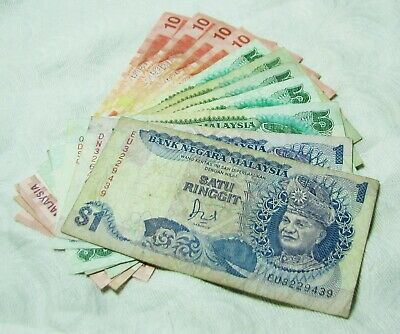Malaysia ... Large Amount Of Banknotes