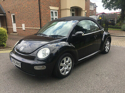 2005 Volkswagen Beetle Cabriolet * 2.0 Petrol * Manual * Long Mot August 2020 *