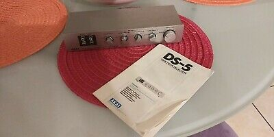 Akai DS-5 Tape Deck Selector Used Silver