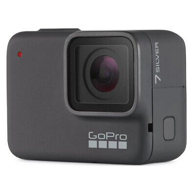GoPro Hero7 Silver 4K Action Cam - Brand New In Box - Express Post