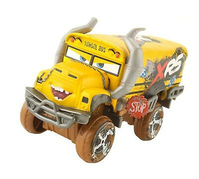 Cars Miss Fritter XRS Mud Racing Disney Pixar GBJ46