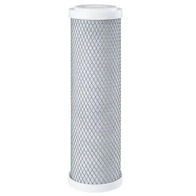 1x 0.5uM Fluoride Reducing Filter   Activated Coconut Carbon Block Water Filters
