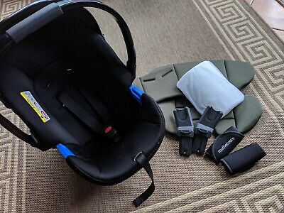 Mothercare Journey Car Seat & Adapters