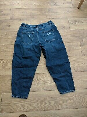BNWT Maternity Jeans Under The Bump Size 16 With Tags