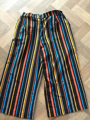 NEW LOOK 915 Striped 3/4 trousers Age 14