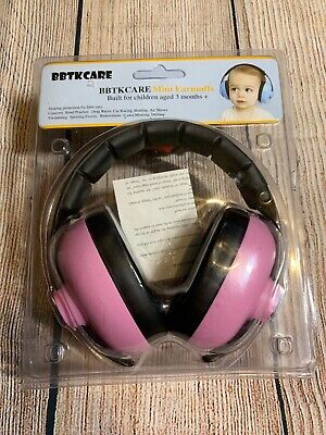BBTKCARE MINI EARMUFFS Hearing Protection For Little  Ears 3 Months +