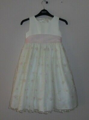 Cinderella by Special Occasions Girls Beautiful Organza Party Dress age 4 years