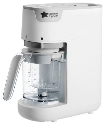 Tommee Tippee Closer To Nature Baby Food Steamer Blender Free Shipping!