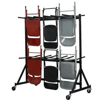 Offex NG-FC-Dolly-GG Hanging Folding Chair Truck