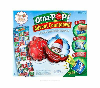 The Elf on the Shelf Orna-POP! ™ Advent Countdown | Selected as Best Advent C...