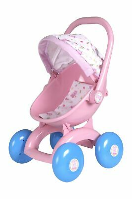 HTI Toys Peppa Pig 4-In-1 My First Pram | Childrens Baby Doll Pram Toy Great ...