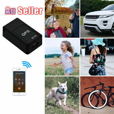 Magnetic GPRS Device Car Spy Mini Tracking GPS Tracker Locator GSM Real Time