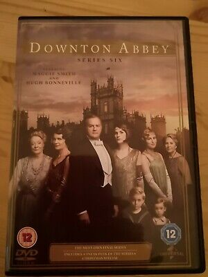 Downton Abbey - Series 6 [DVD] [2015] Watched once NEW