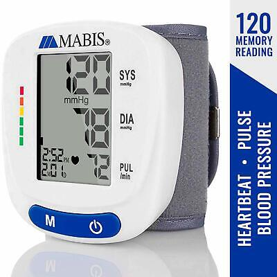 Wrist Blood Pressure Monitor Clinically Accurate to Detect Pulse and Irregular H