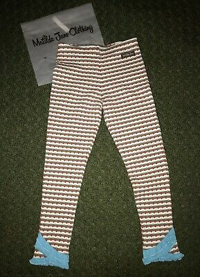 New Matilda Jane Once Upon A Time Illusion Leggings Girls Size 6